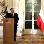 A lengyeleknek is jutott egy kevés Pompeo bírálatából