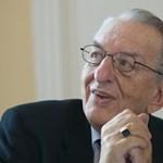 Elhunyt Oláh György Nobel-díjas kémikus