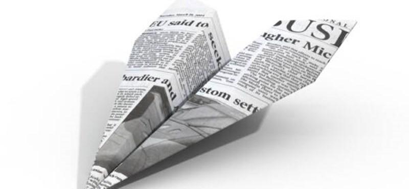 Papírrepülőset is lehet játszani mobilon, nem is akárhogyan, ráadásul ingyenes