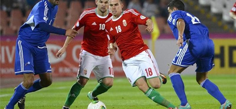 Elszállt az utolsó magyar esély a focivébére