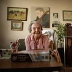 Fotó: Ő volt a legidősebb holokauszttúlélő