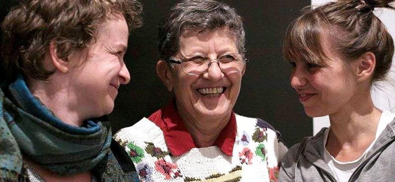 Anya kiáll és beszél – Interjú Dósa Mariann-nal