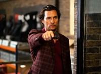 Matthew McConaughey komolyan fontolgatja, hogy indul Texas kormányzói címéért