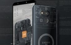 Megérkezett a HTC olcsó androidos mobilja, egy igazi kriptotelefon