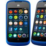 Megjelent az első firefoxos mobil