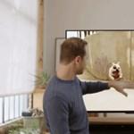 Ilyen egyszerűen lehet óriási, érintős tablet a televíziójából