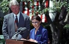 Meghalt Ruth Bader Ginsburg