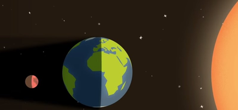 Video: látványos magyarázat az éjszakai szuperholdról