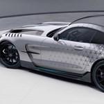 Egyedi Mercedes-AMG GT Black Seriest kaphat, aki az AMG One hiperautót is megrendelte