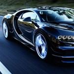Csalódás: a Bugatti nem ad választ arra, hogy mennyi a 760 millió forintos Chiron végsebessége
