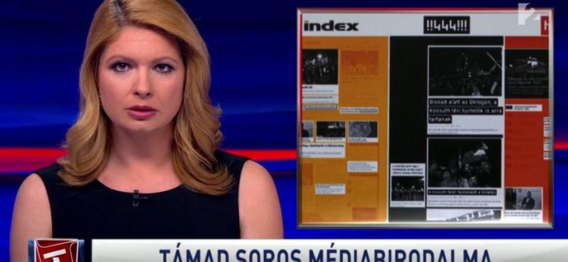 Megint pofára esett a Tv2: közzé nem tett közlemény miatt sorosoztak