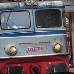 Pánik tört ki egy román vonaton, amikor közölték, hogy nem működik a fék