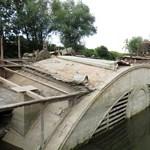 Örökre eltűnik a Tiszából a legendás hajó