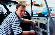 Olyan magas pontszámot kapott a 17 éves Elon Musk az alkalmassági tesztjére, hogy megismételtették vele