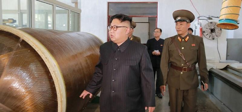 Megint atomot robbanthatott Észak-Korea, földrengés is volt
