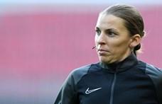 Stéphanie Frappart az első nő, aki meccset vezet a Bajnokok Ligájában
