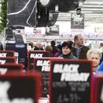 A fekete november megtolta a kiskereskedelmet