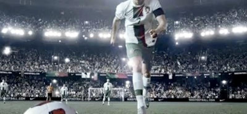 A valaha volt tíz legjobb focireklám – videó