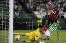 Európa-liga: Ikszelt a Betis és a Leverkusen, Szalaiéknak is egy pont jutott