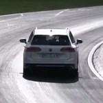 Videó: már kombiként is tesztelik az új Golf 333 lóerős csúcsmodelljét