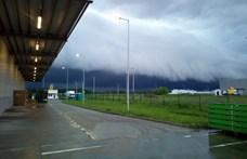 Ma is viharos idő lesz, a hőségriadó egy megyében maradt