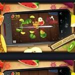 Ingyen Fruit Ninja androidos mobilokra