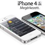 Megérkezett és megrendelhető a várva-várt iPhone 4S