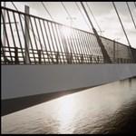 Így fog átívelni a Dunán a dél-budapesti híd – látványos videó készült róla
