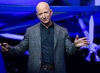 Több mint 3 milliárd dollárért adott el Jeff Bezos Amazon-részvényeket