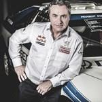 Carlos Sainz a hvg.hu-nak mesélt az új Dakar-Peugeot-ról