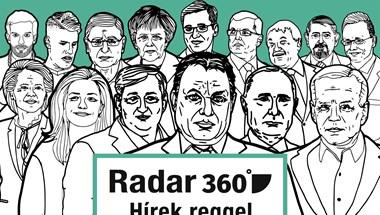 Radar360: Karácsony bízik magában, úttörő magyar kutatás űrhajósokkal
