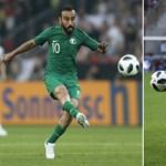 A nap meccse: Oroszország–Szaúd-Arábia – esélytelenek izgalma