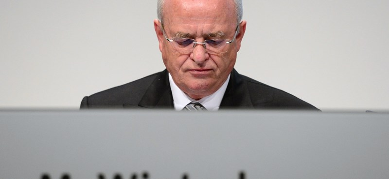 Vád alá helyezték a Volkswagen volt vezérét