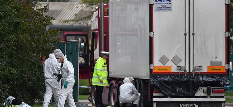 Bűnösnek vallotta magát a brit halálkamion sofőrje