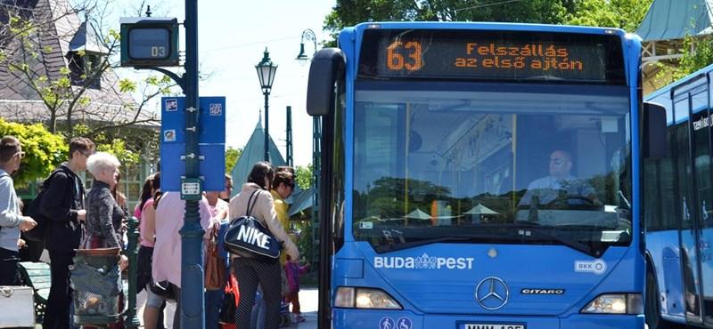 Tippeljen: autóbuszból vagy troliból van több Budapesten?