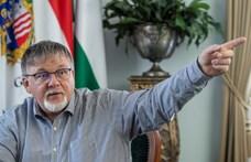 Változtatási tilalmat rendelt el Győrre a város fideszes polgármestere