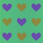 A fél internet ezen pörög: ön meg tudja mondani, milyen színűek ezek a szívek?