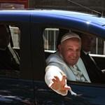 Ferenc pápa: rendkívüli álmot valósított meg az első holdra szállás