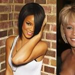 Filmhírek: Rihanna játssza majd Whitney Houstont a róla szóló életrajzi filmben