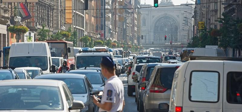 Itt a lista a következő budapesti építkezésekről, jön a dugódíj is