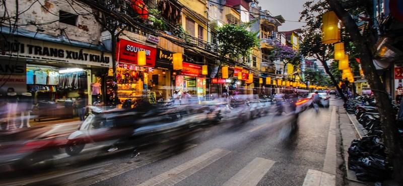 Vonzó Vietnam: az üzlet a tatarozás alatt is (nagyon) működik
