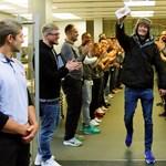 Fantasztikus magyar siker a müncheni Apple-boltban