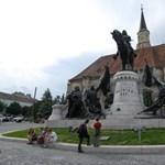 Újabb vitát kavart a kolozsvári Mátyás-szobor