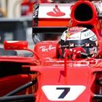 Räikkönené a pole Monacoban