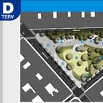Látványtervek: így újul meg az Almássy tér