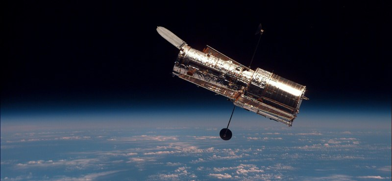 Megjavították a Hubble-t, már (majdnem) rendesen működik az űrtávcső