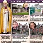 Luxusban laknak a papok - de már nem sokáig