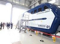 1019 km/h-val száguldott egy vonat Dél-Koreában