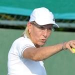 Kiakadt Navratilova, hogy McEnroe tízszer többet keres nála