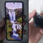 Üveg kijelzőt kaphat a Samsung új összecsukható okostelefonja, a Galaxy Z Flip